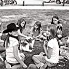 Left to right - Vivien Cardone, Jenna Cambron, Isabella Weindling, Olivia Wigginton, Hannah Moran, Caylee Fallon, Jennie Betzelberger, Aubrey Fallon