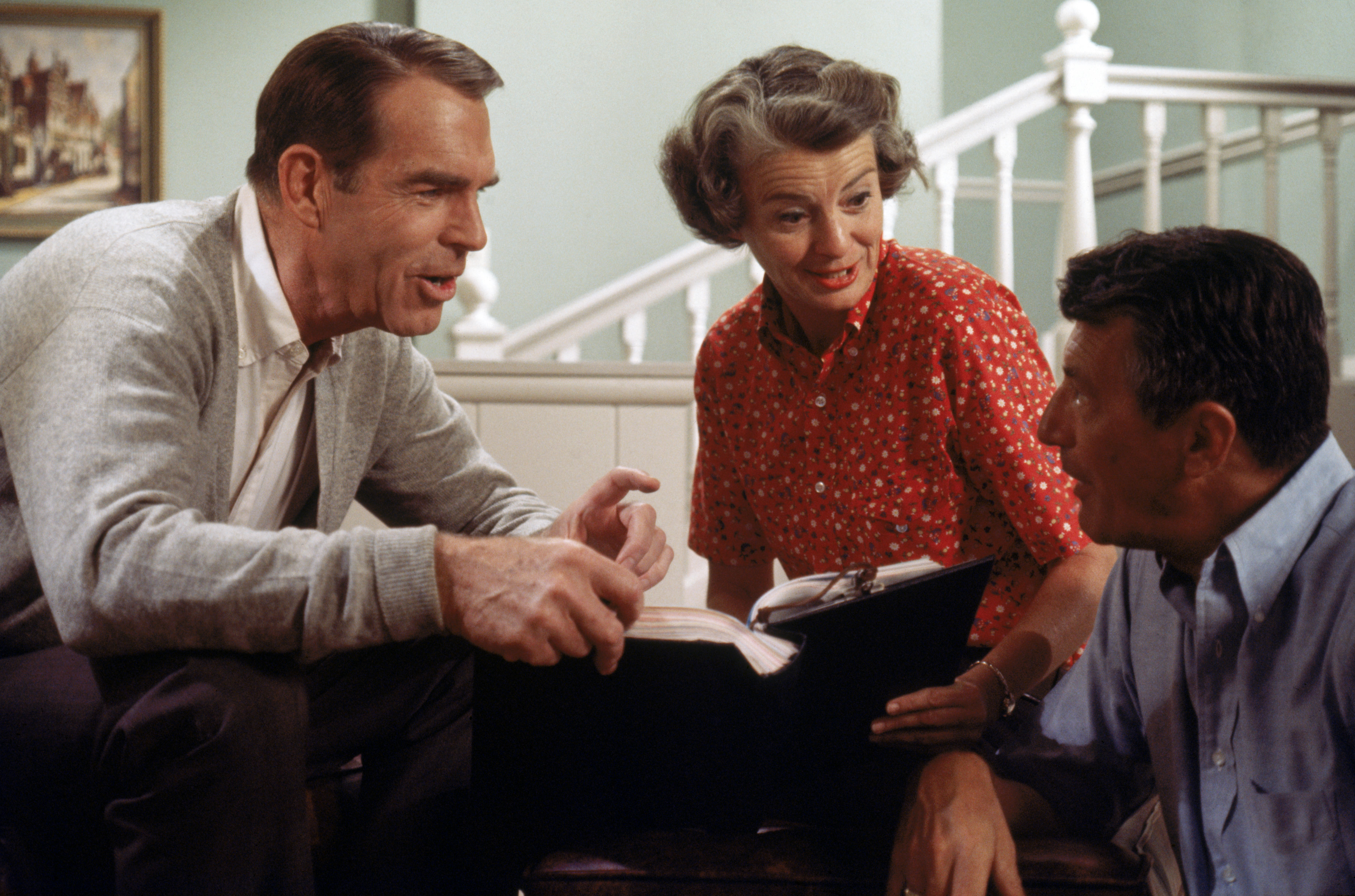 Fred MacMurray in My Three Sons (1960)