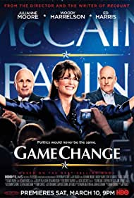 Game Change (2012) Poster - Movie Forum, Cast, Reviews