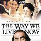 Paloma Baeza, Shirley Henderson, Matthew Macfadyen, Cillian Murphy, and David Suchet in The Way We Live Now (2001)