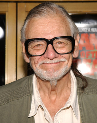 George A. Romero at an event for Land of the Dead (2005)