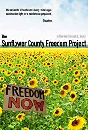 The Sunflower County Freedom Project Poster