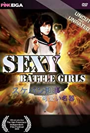 Sexy Battle Girls Poster