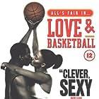 Omar Epps and Sanaa Lathan in Love & Basketball (2000)