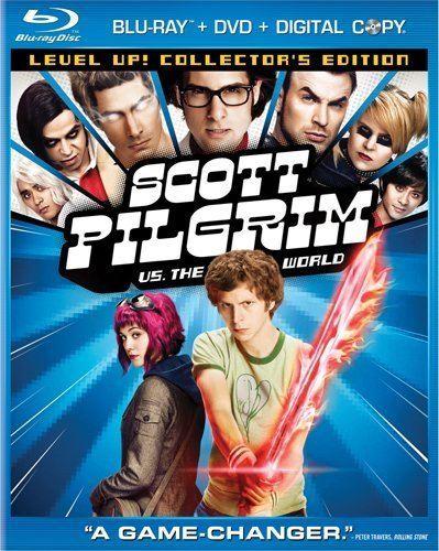 Image result for Scott Pilgrim Vs The World 2010