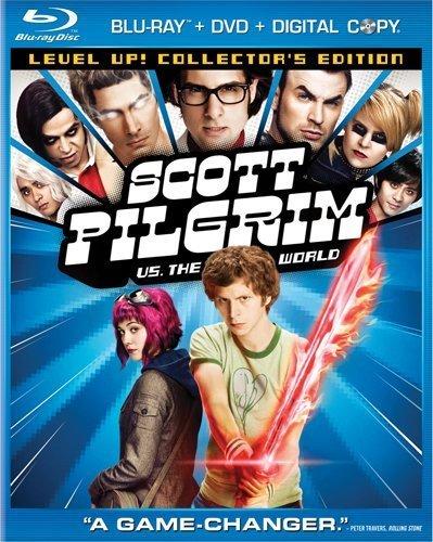 Scott Pilgrim Vs The World 2010 BluRay 720p 800MB ( Hindi – English ) ESubs MKV