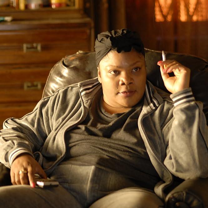 Mo'Nique in Precious (2009)