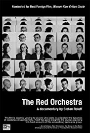 The Red Orchestra Poster