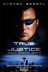 Steven Seagal in True Justice (2010)