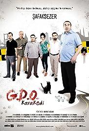 G.D.O. BlackCat Poster