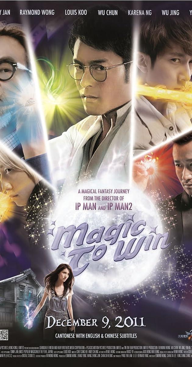 Khai Tâm Ma Pháp - Magic to Win (2011)