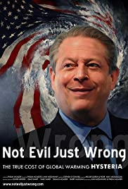 Not Evil Just Wrong Poster