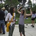 ARCADIA Ryan Simpkins with director, Olivia Silver
