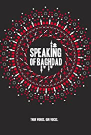 Speaking of Baghdad Poster
