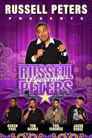 Where to stream Russell Peters Presents