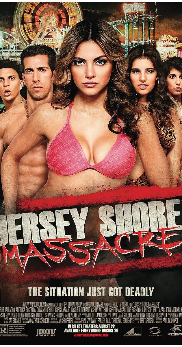 Subtitle of Jersey Shore Massacre