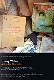 Heavy Water: A Film for Chernobyl Poster