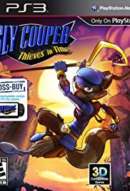 Sly Cooper: Thieves in Time (2013) Poster - Movie Forum, Cast, Reviews