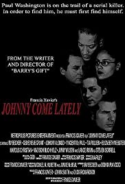Johnny Come Lately Poster