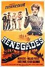 Renegades (1946) Poster