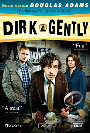 Where to stream Dirk Gently
