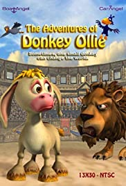 The Adventures of Donkey Ollie Poster