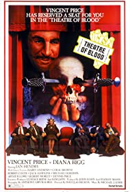 Theater of Blood (1973) Poster - Movie Forum, Cast, Reviews