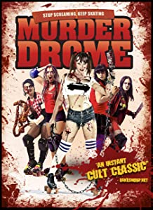MurderDrome movie free download hd