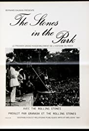 The Stones in the Park(1969) Poster - Movie Forum, Cast, Reviews