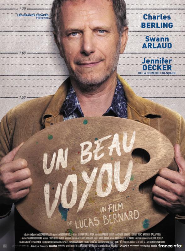 Charles Berling in Un beau voyou (2018)