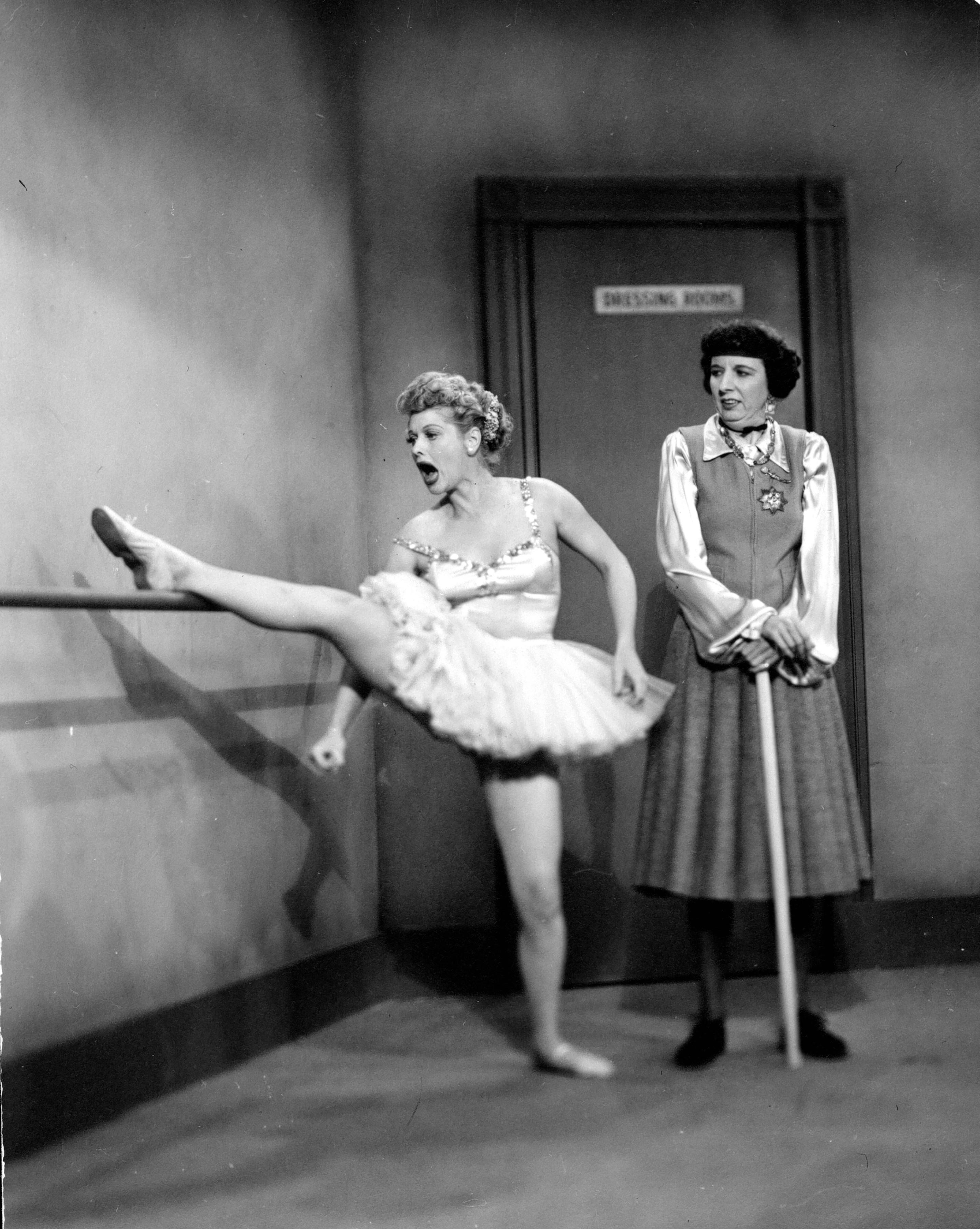 I Love Lucy The Ballet Tv Episode 1952 Imdb
