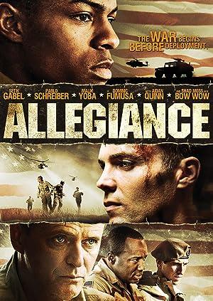 Where to stream Allegiance
