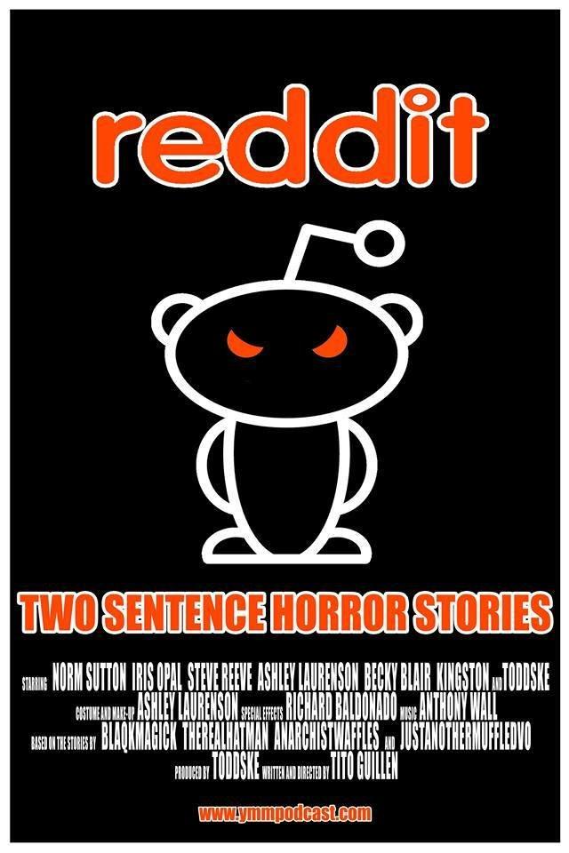 Reddit Two Sentence Horror Stories (2013)