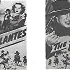 Jennifer Holt, Lash La Rue, and Al St. John in The Fighting Vigilantes (1947)