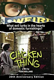 Chicken Thing Poster