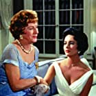 Elizabeth Taylor and Judith Anderson in Cat on a Hot Tin Roof (1958)