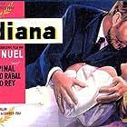 Silvia Pinal and Fernando Rey in Viridiana (1961)