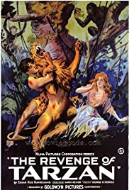 The Revenge of Tarzan Poster