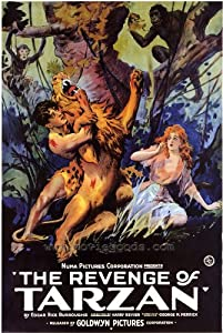 The Revenge of Tarzan in hindi download free in torrent