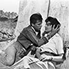 Robert Wagner and Virginia Leith in A Kiss Before Dying (1956)