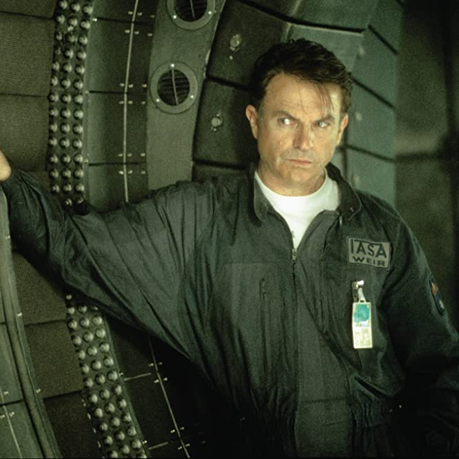 Sam Neill in Event Horizon (1997)