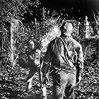 C.J. Graham and Thom Mathews in Friday the 13th Part VI: Jason Lives (1986)