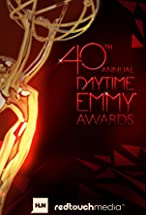 Primary image for The 40th Annual Daytime Emmy Awards