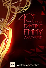 Primary photo for The 40th Annual Daytime Emmy Awards