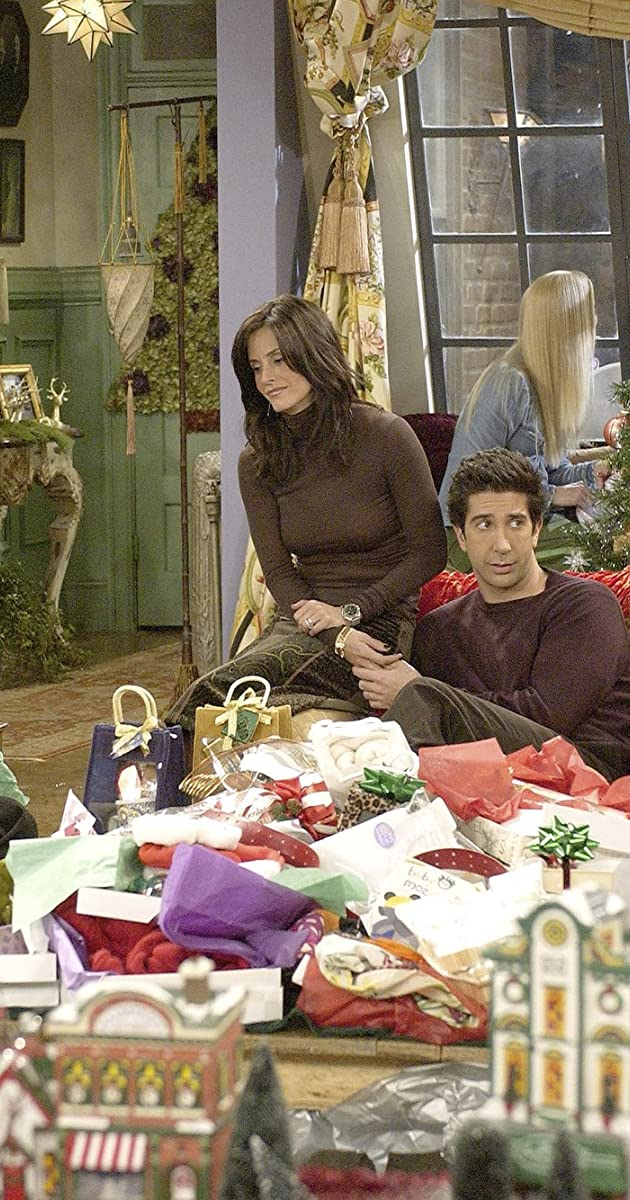 friends the one with christmas in tulsa tv episode 2002 imdb - Best Friends Christmas Episodes