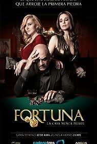 Anna Ciocchetti, Claudia Ramírez, and Marco Treviño in Fortuna (2013)