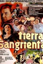Tierra sangrienta Poster