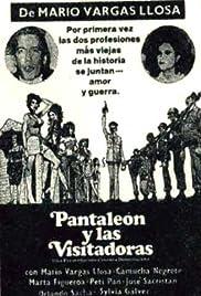 Pantaleón y las visitadoras Poster