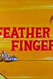 Feather Finger Poster