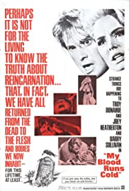 My Blood Runs Cold (1965) Poster - Movie Forum, Cast, Reviews